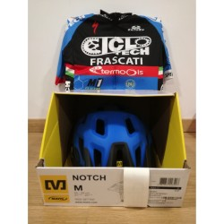 Mavic Casco Notch 2016 blu - nero
