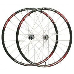 Fulcrum red metal 29 xl 6 bolt