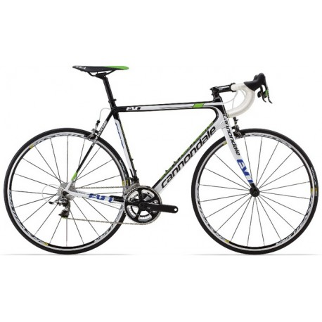 Cannondale Supersix 52 evo carbon sram red  2014